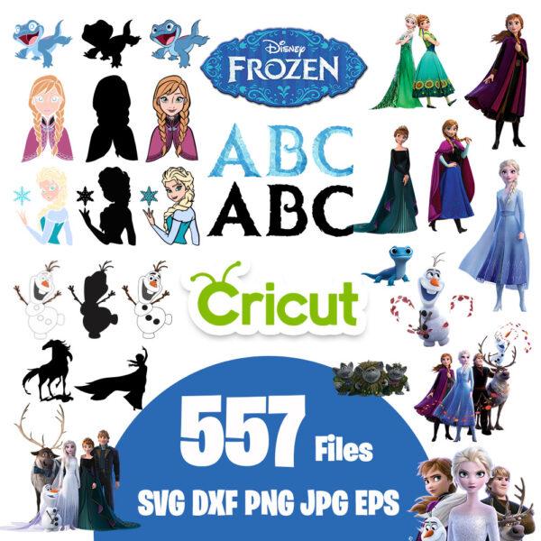 Frozen-cliparts